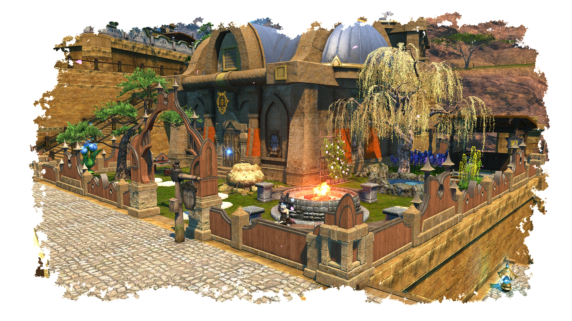 Finally got a house in ffxiv! — MMORPG com Forums