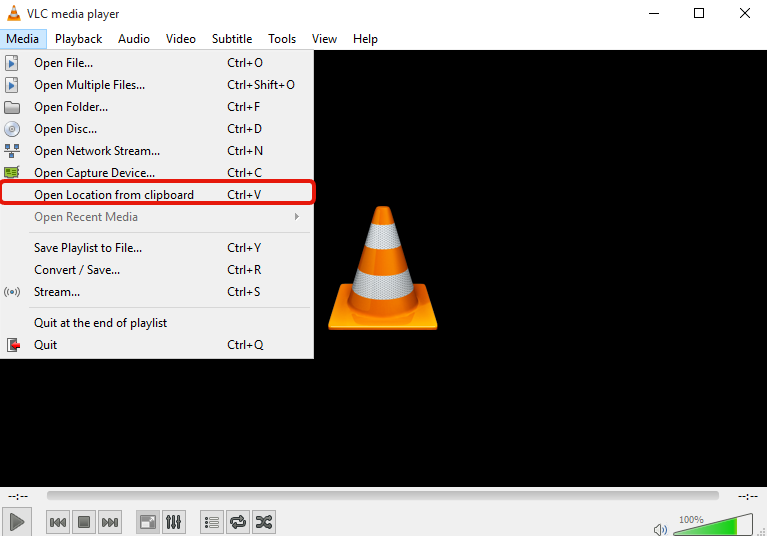 watch iptv using vlc