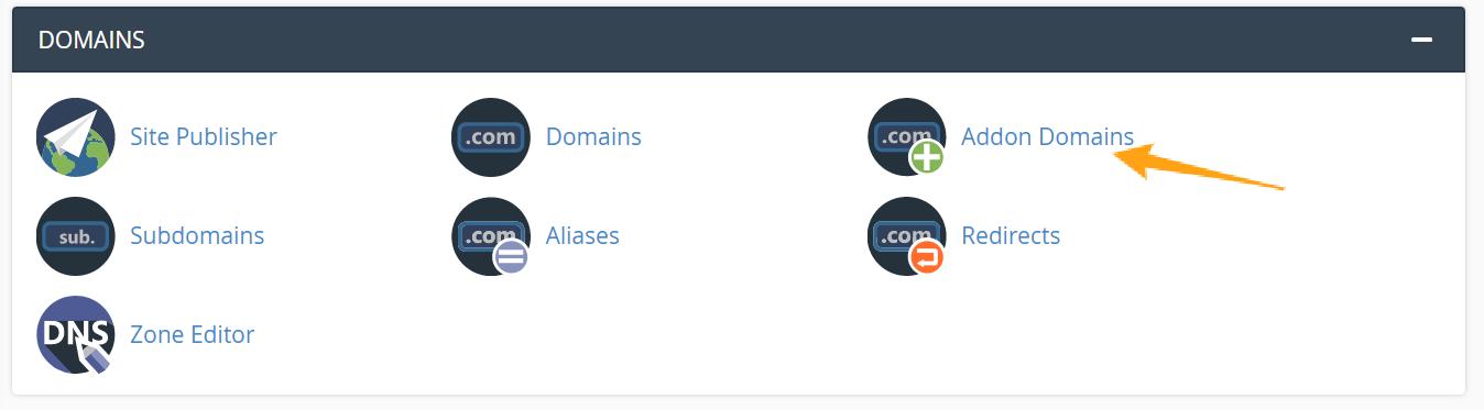 Cara Menambahkan Domain Baru ke Hosting atau Addon Domain (2020) 3