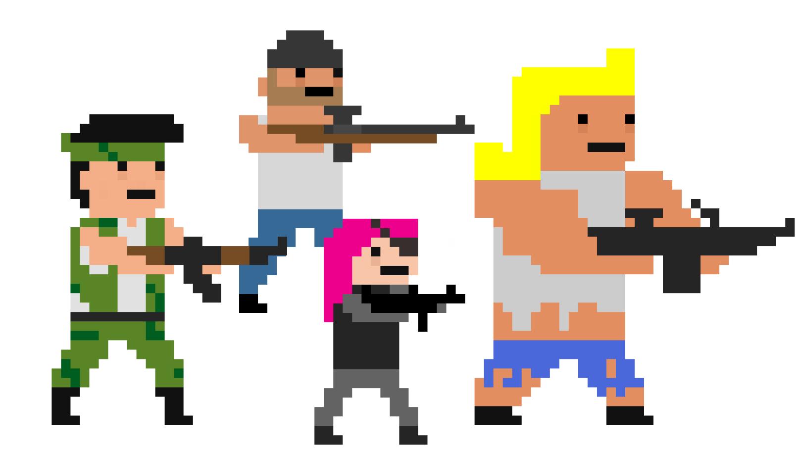 pixel art 2d sprite