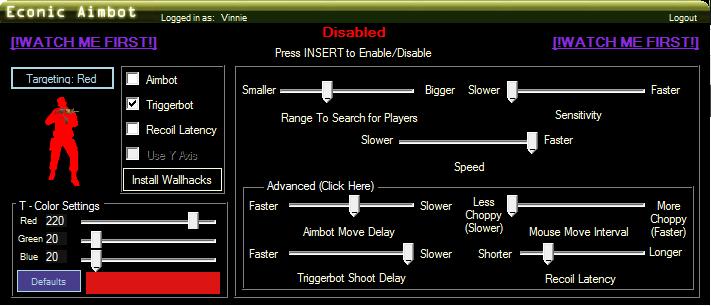 aimbot para counter strike 1.6 no steam