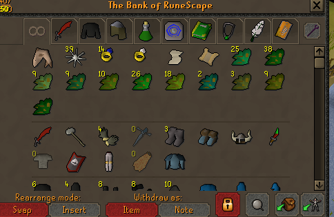 Auto clicker osrs ban