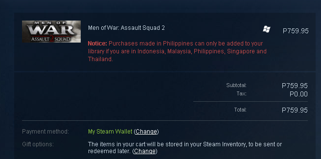 Using steam coupons