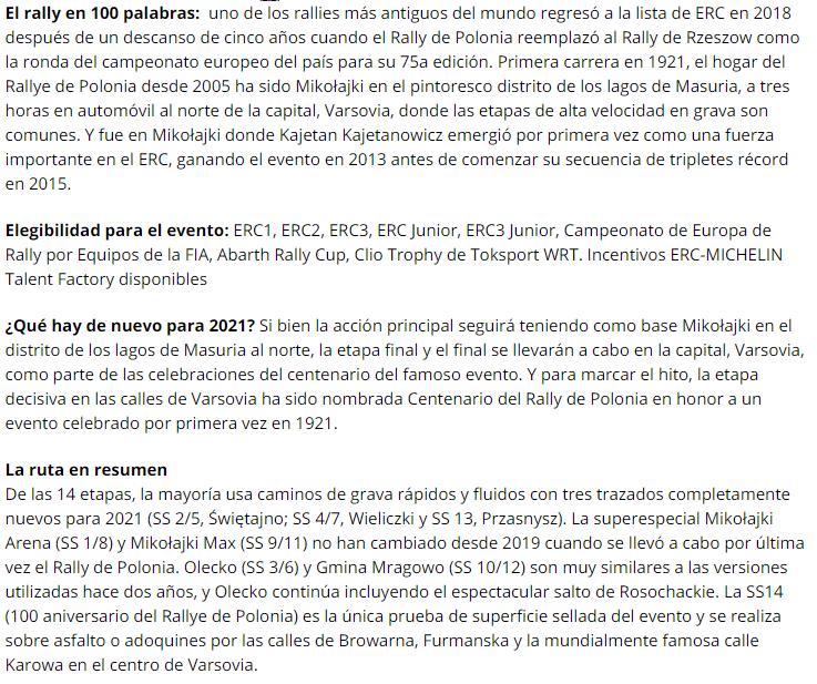 ERC: ORLEN 77º Rally Poland [18-20 Junio] B744cc6ec69ca01be666afb7568789ca