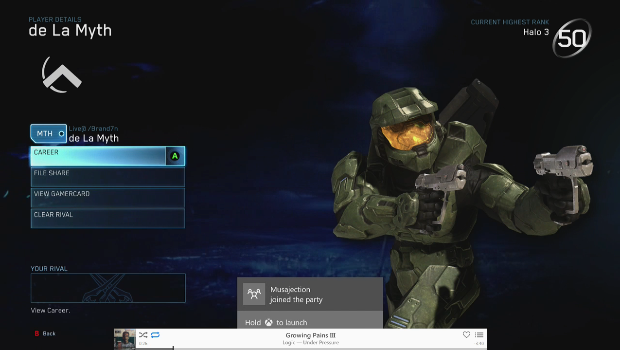 halo mcc matchmaking problem Halo mcc settings (read settings for the h2 anniversary weren't compatible in the campaign/create a match which is where i was testing them in matchmaking.