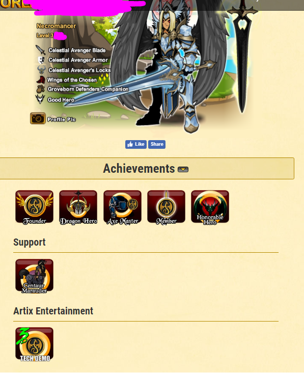 SOLD] Aqw founder account - MPGH - MultiPlayer Game Hacking