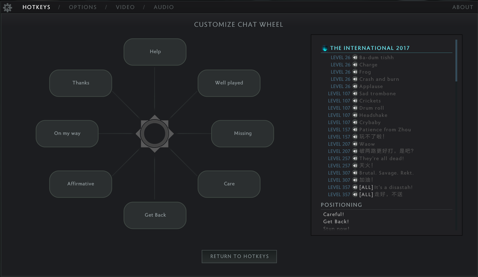 valve with the addition of 20 new chat wheel phrases sound clips