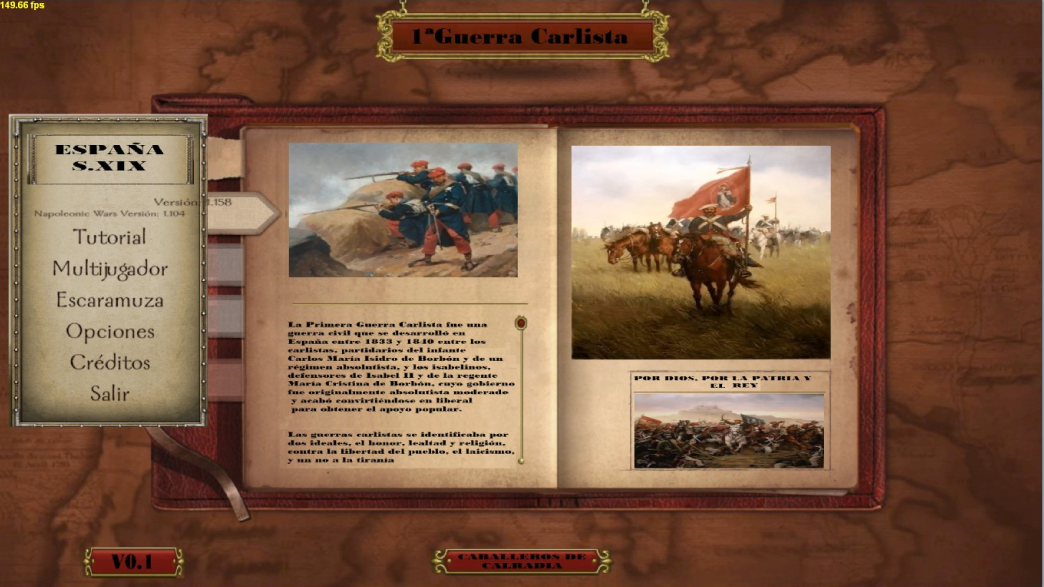 [Napoleonic Wars] España s.XIX 1ªGuerra Carlista - Página 2 B89adfa3772c7a9d75b3fa8e85c6b2eb