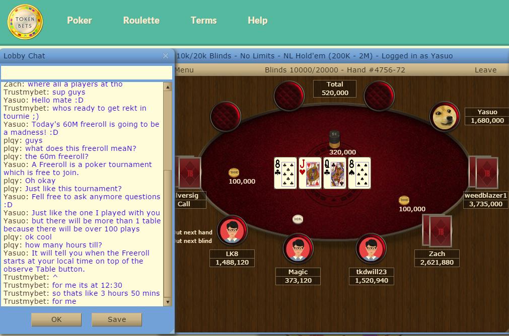 Woodbine poker review