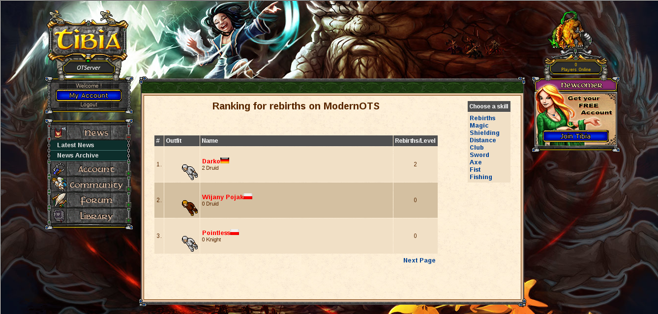 [Web] Gesior2012-TFS-0.3.6_and_0.4_to_rev_3703_with_contenidopago B93ae301419665cfe7be241b410e3004
