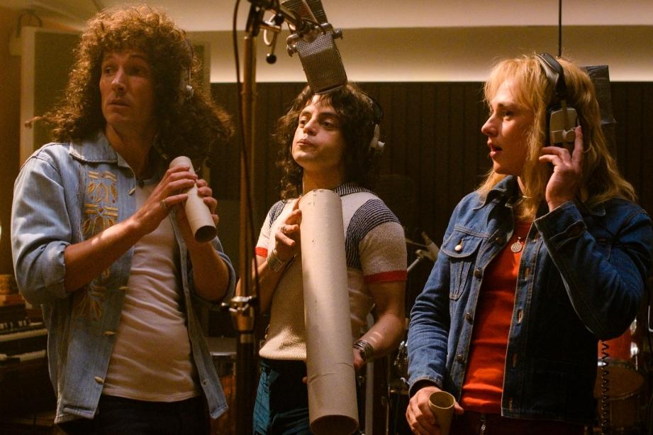 La fotografía y el apartado artístico es de lo más destacable de Bohemian Rhapsody