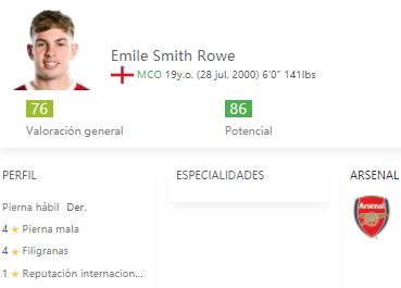 Emile FIFA 22
