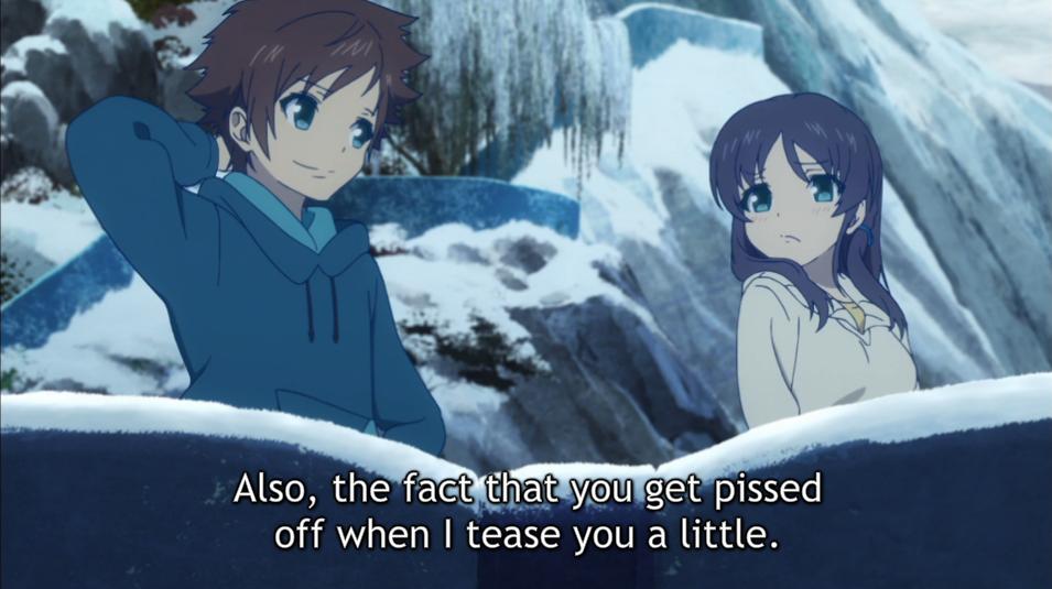 That Last Part With Chisaki And Hikari In Shioshishio