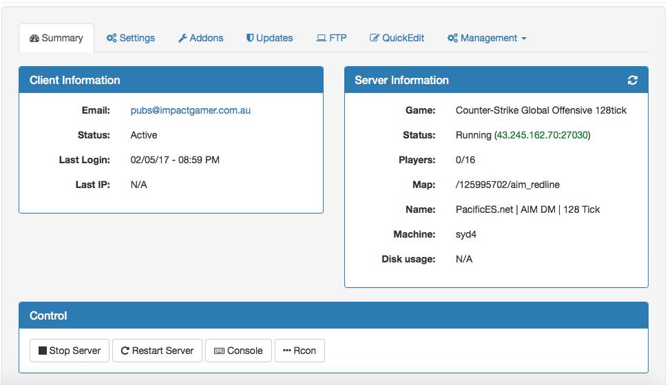 Server_Page