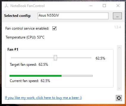 برنامج notebook fan control - البوابة الرقمية ADSLGATE