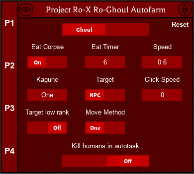 new codes in ro ghoul 2019