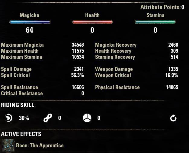 ice mage — Elder Scrolls Online