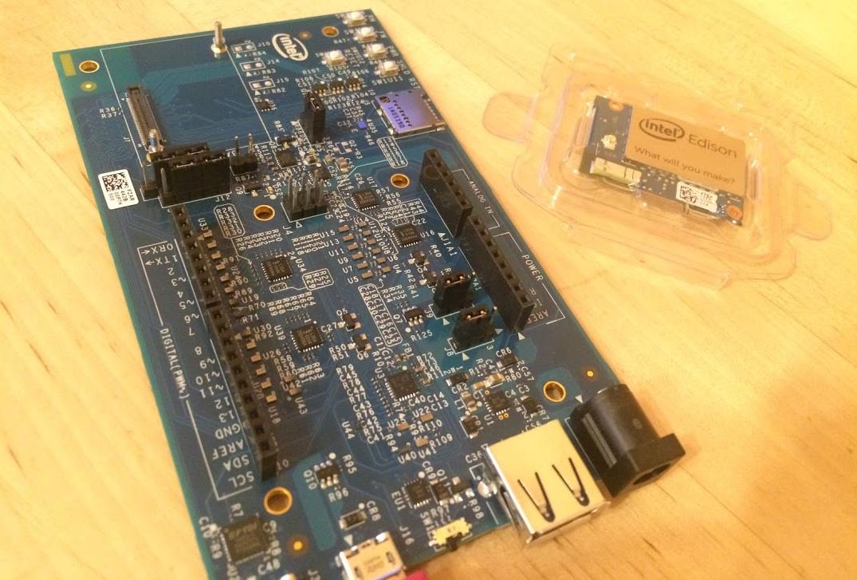 Edison kit for arduinoのセットアップからファームウェアの更新まで ニュース&エンタメ情報