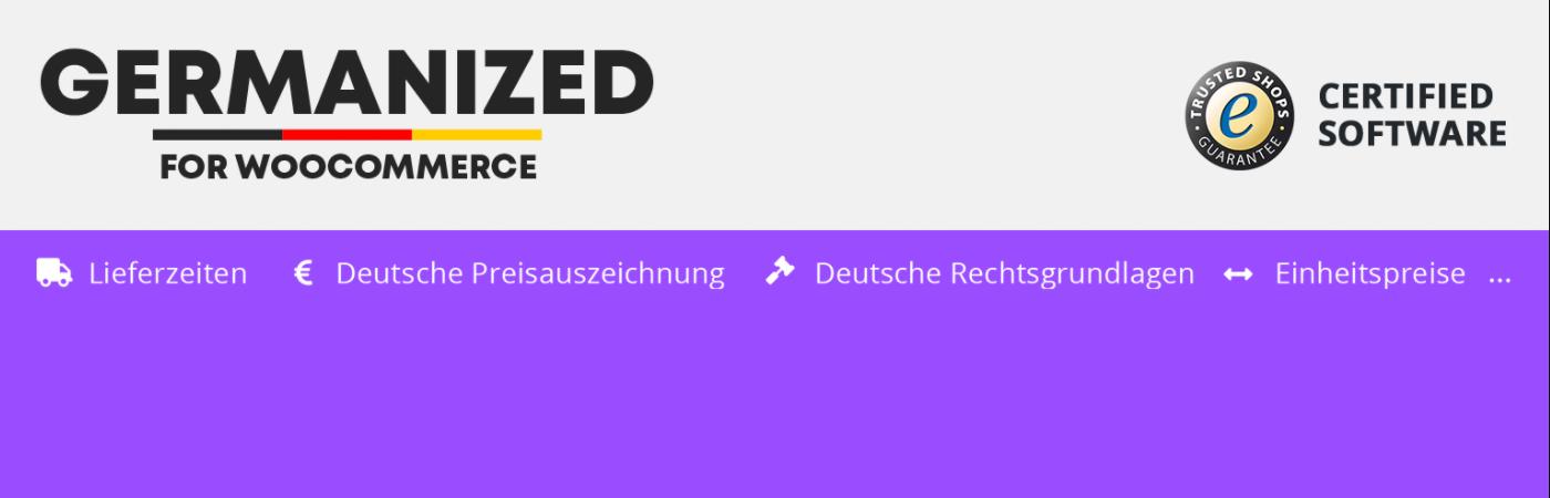 WooCommerce: Why Use Country-Based Plugins (Germanized, Japanized, …)