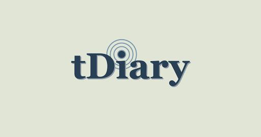 tDiaryロゴ