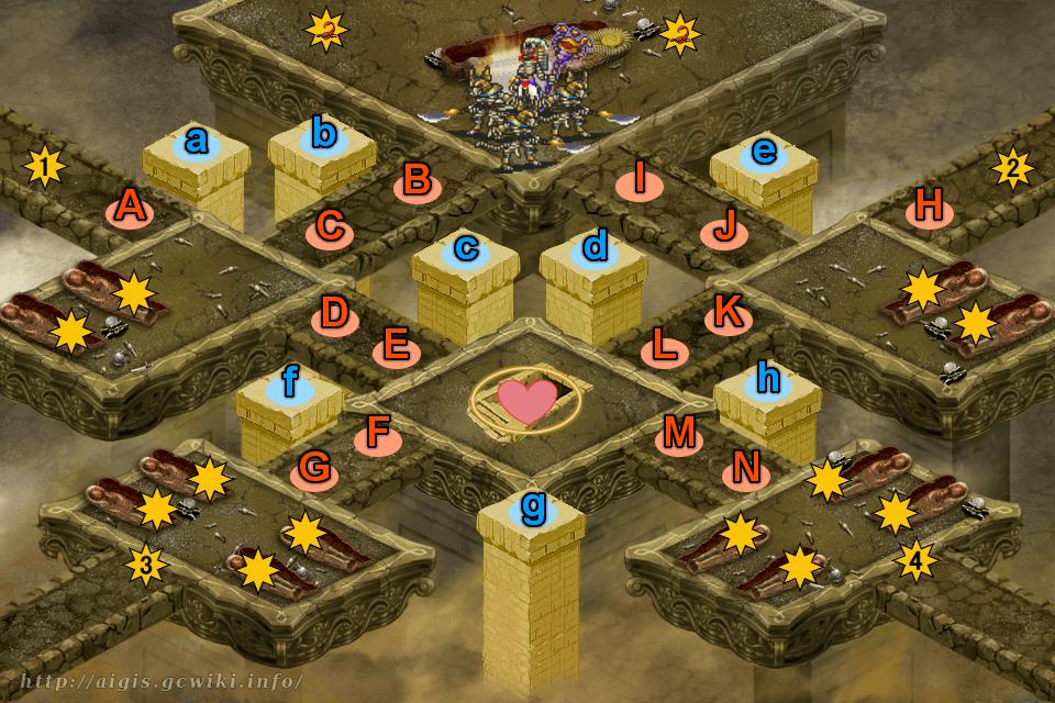 王墓の決戦