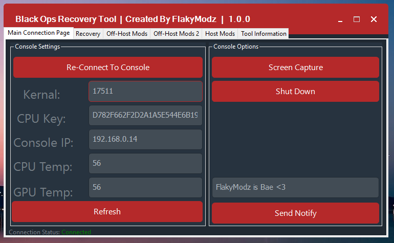 Tools - Black Ops Recovery Tool | Se7enSins Gaming Community