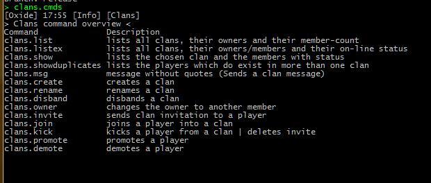 Clans REBORN | CHAOS_CODE