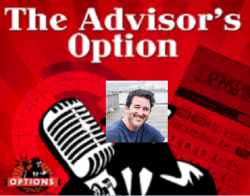 Podcast Special 100th Advisors Option With Matt Amberson: VIX Bubbles And Michael Bolton