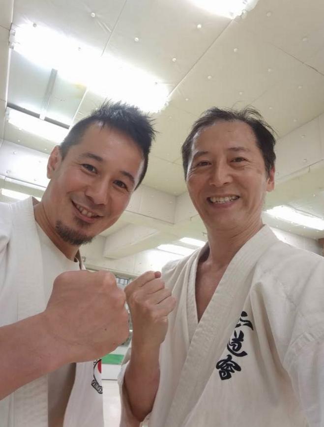 【空手】K1ファイターの子安慎悟先生から直接指導が受けられる正道会館 6