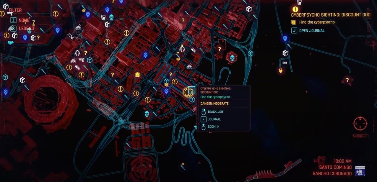 cyberpunk 2077 cyberpsycho