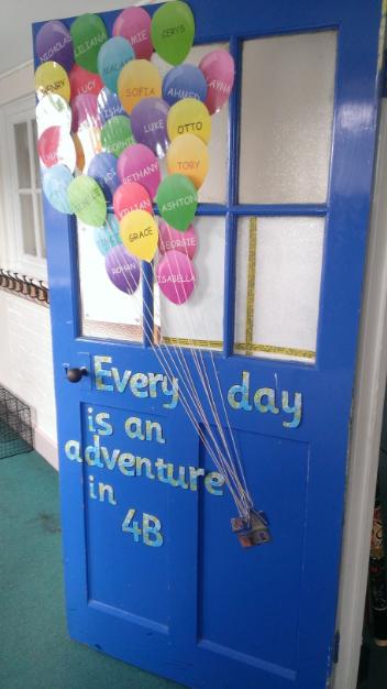 Bricks & Wood- School Art Activities: New Year, New Classroom
