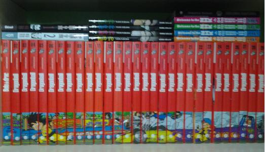 Nuestras colecciones de manga, figuras o merchandising en general. C63c95ea8a36238d9ae12bdf1c8be053