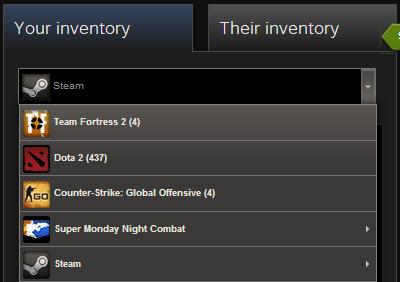 PlayDotaTwo: Steam Update - Trading Offers 5.6.2013 ...
