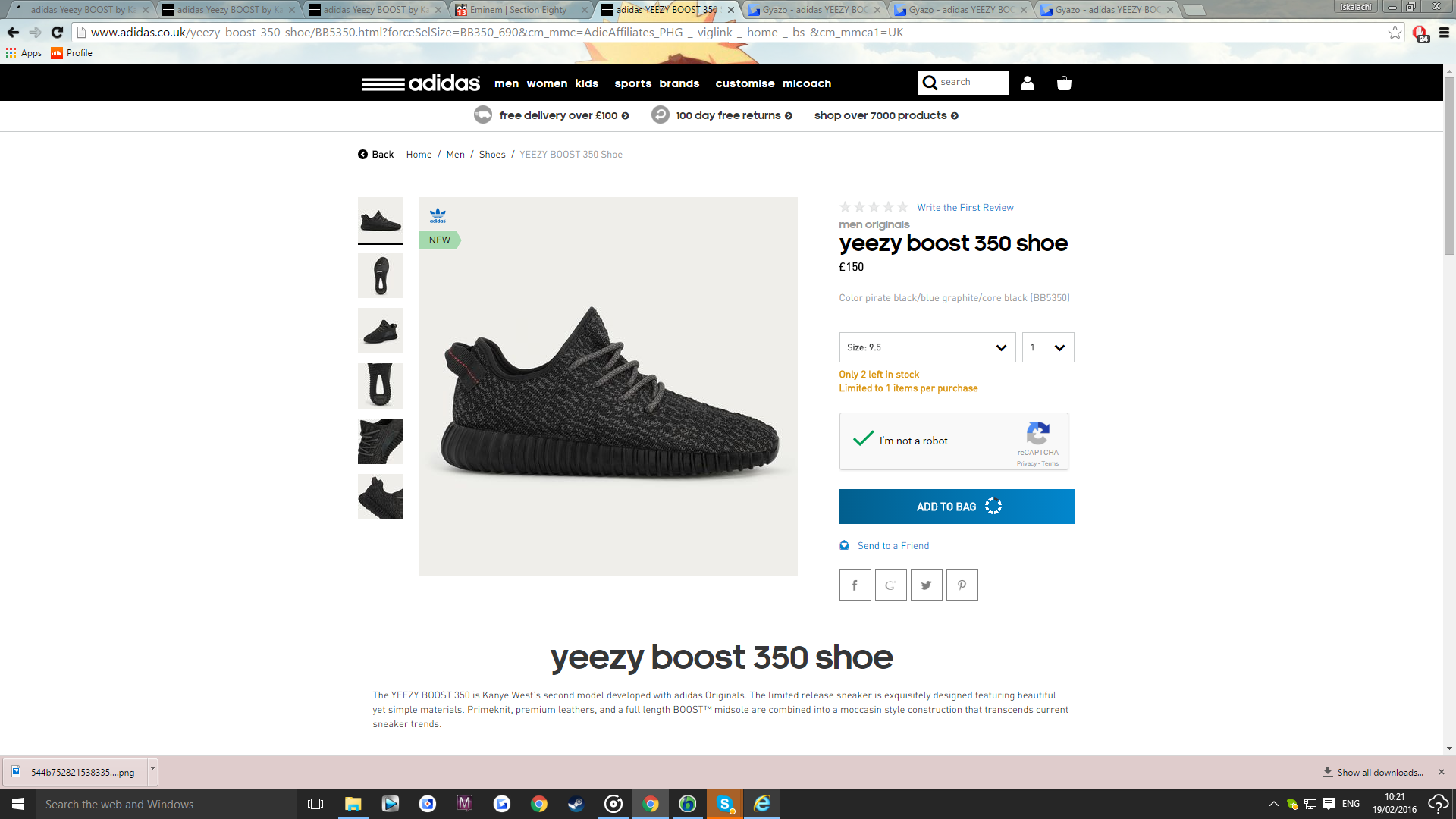 Why is YEEZY SEASON 2 Clothing & Shoes delayed Yeezys For All