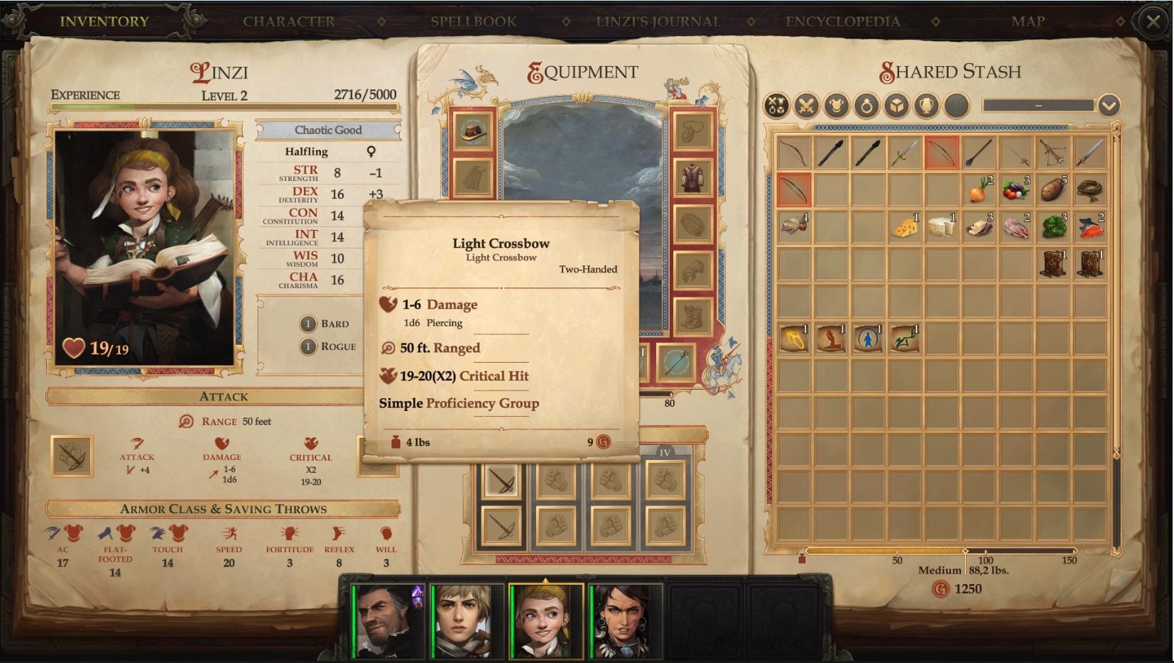 Обсуждение Pathfinder: Kingmaker - обсуждение игры