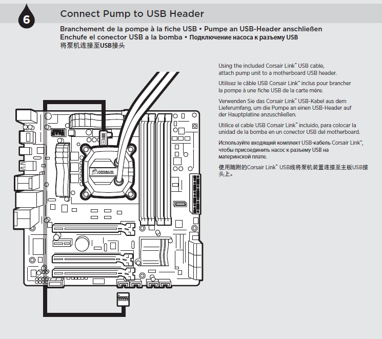 Asus AI Suite 3,Corsair H100i V2 and CPU fan configuration
