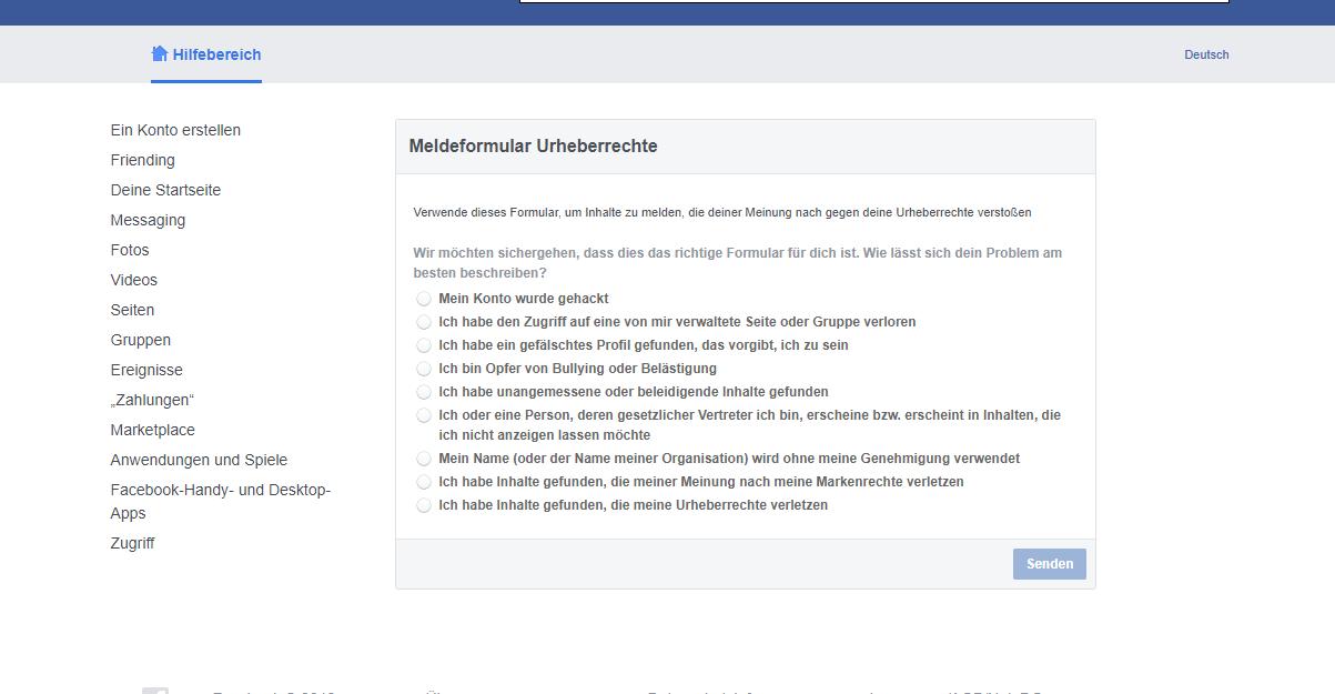 Wie ich meine Facebook Business Seite bekomme