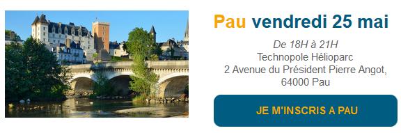 Formation à Pau