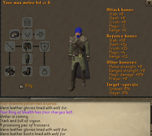 That new artist on the jmod team makes some 10/10 fashionscape items