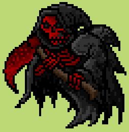 Reaper Family - [Archived] Siralim 3 - Singular Creature Development