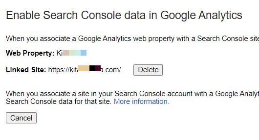 Cara Menghubungkan Google Analytics dengan Google Search Console (2020) 8