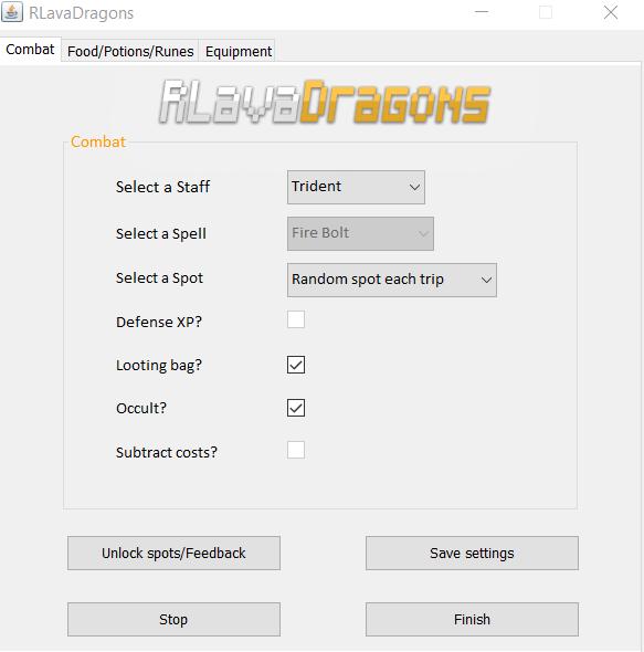 PREMIUM] RLavaDragons | 500-750 k/h | Looting bag support