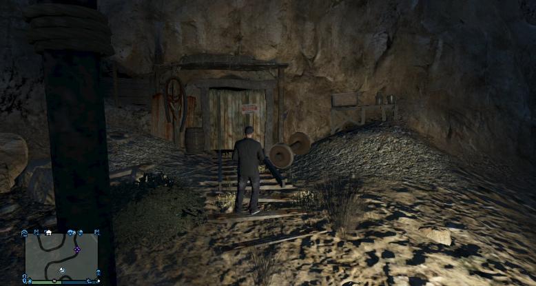 GTA 5: Hidden/Abandon Mine Shaft - GTA V - GTAForums
