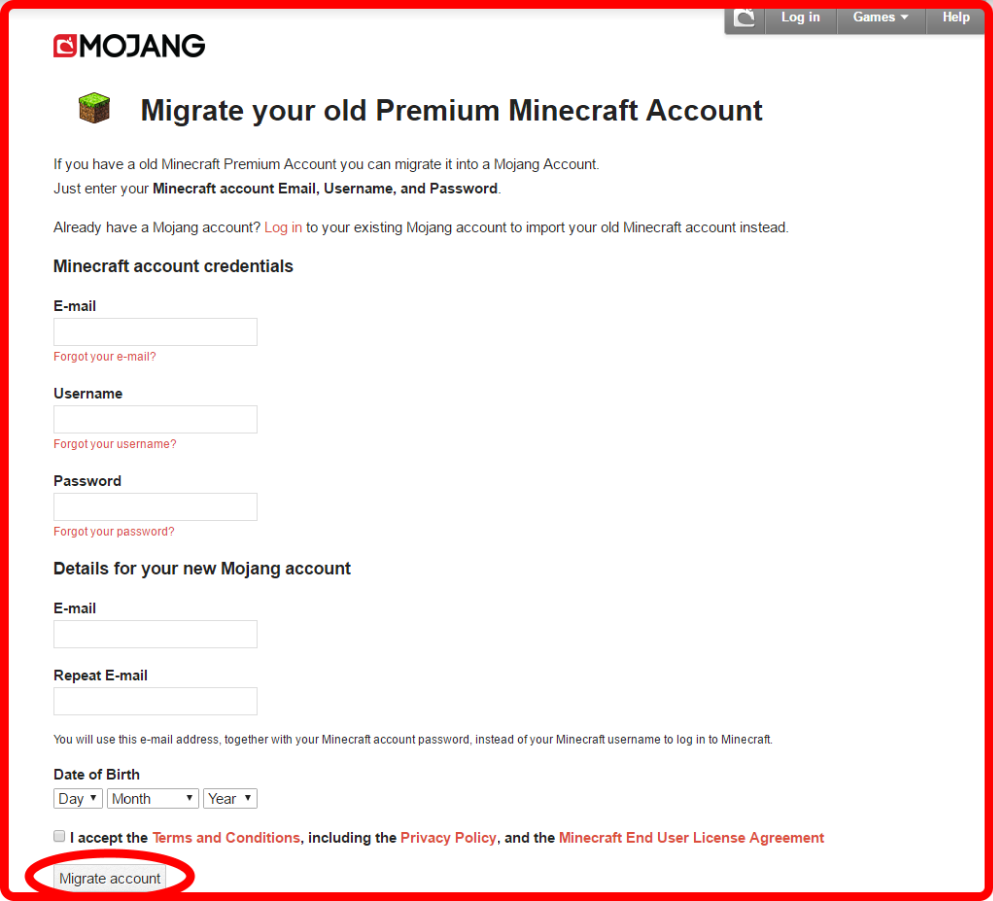 Compromised Account & Account Security [FAQ] | Mineplex