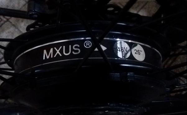 Нужна помощь с опознанием мотора MXUS