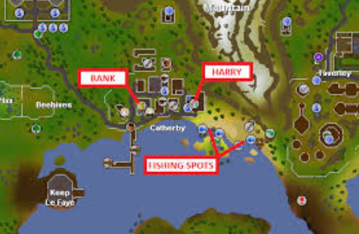 1-99 Fishing Guide - RuneNation - An OSRS and RS Clan for Discord