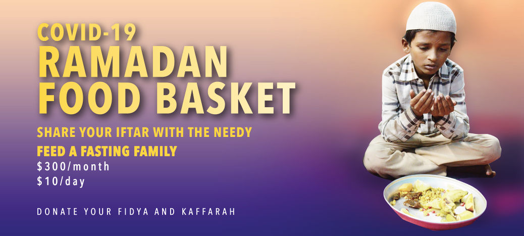 Ramadan Food Baskets
