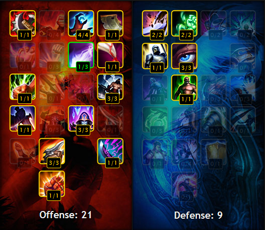 Lux Build S Lolking