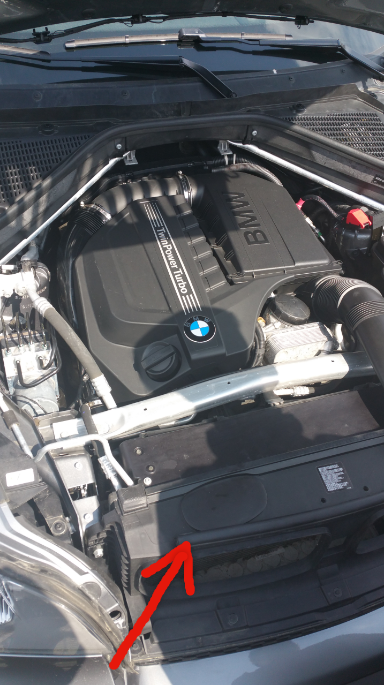 Dual Intake For 2012 X5 35i