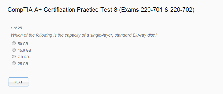 A question work education toms hardware would be helpful to know if it wasnt exact there are many questions on these exams such as what is the capacity of a floppy disk ans 144 mb although ccuart Images